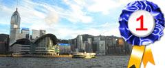 Hong Kong, Best Asian City for Business