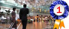 Singapore Changi Airport, Best Airport worldwide