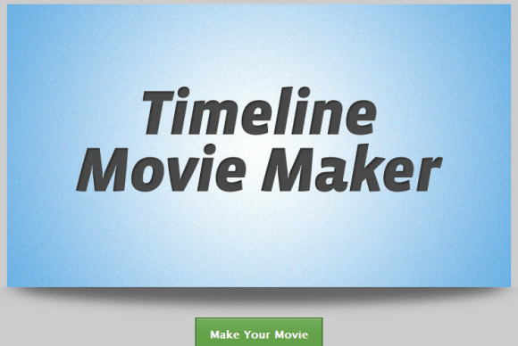 facebook timeline movie maker tutorial