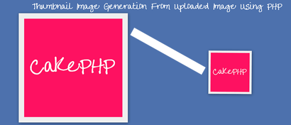 Thumbnail Image Generation From Uploaded Image Using PHP