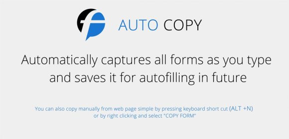 Auto Copy Forms (ALT + N - Manual)
