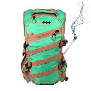 Geigerrig Rig 700M Hydration System Spearmint Tan 70 oz. - Hiking Backpacks