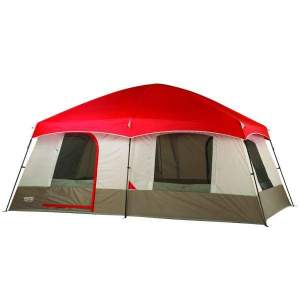 Wenzel Timber Ridge 10 Person Tent - Tents