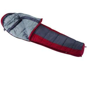 Wenzel Windy Pass Sleep Bag 33 In x 84 Inch - Tents