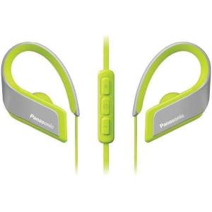 WINGS Ultralight In-Ear Sport-Clip Earphones with Bluetooth(R) (Yellow) - Personal Electronics