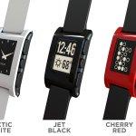 Pebble Smartwatch - in verschiedenen Farben erhältlich