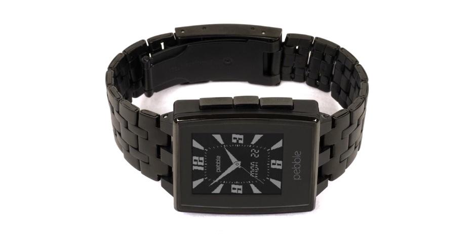 Pebble Steel - die neue Smartwatch von Pebble