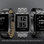 Pebble Steel - die neue Smartwatch von Pebble