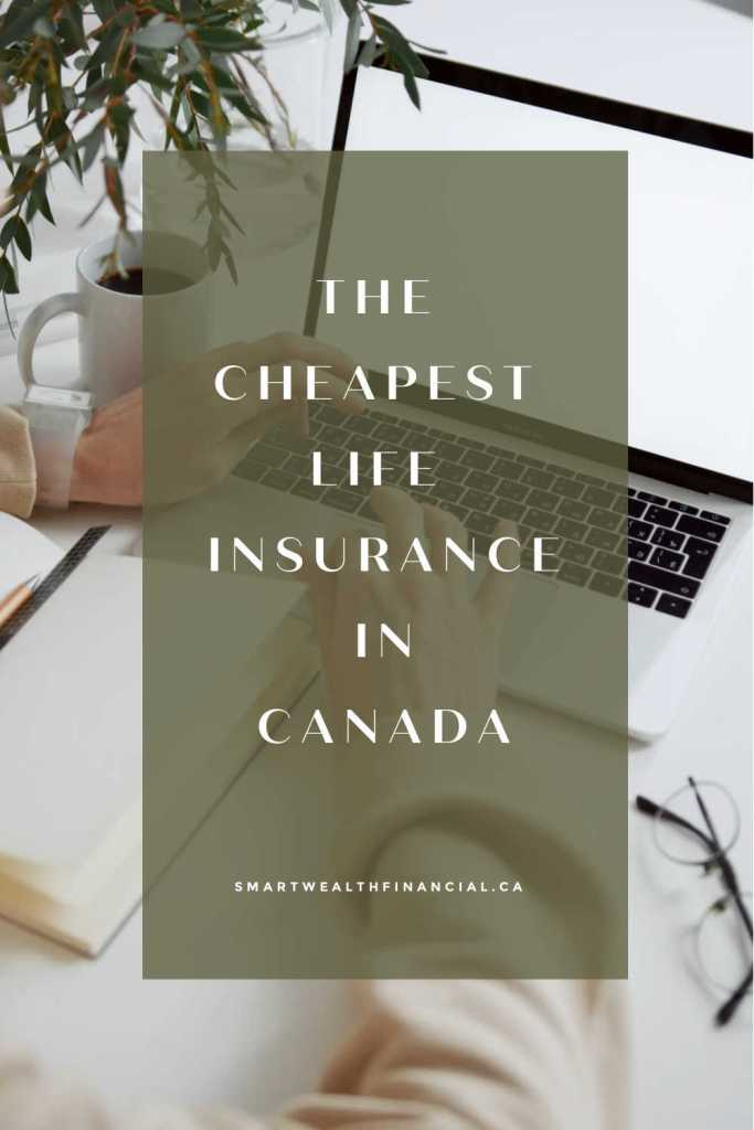 cheapest life insurance canada