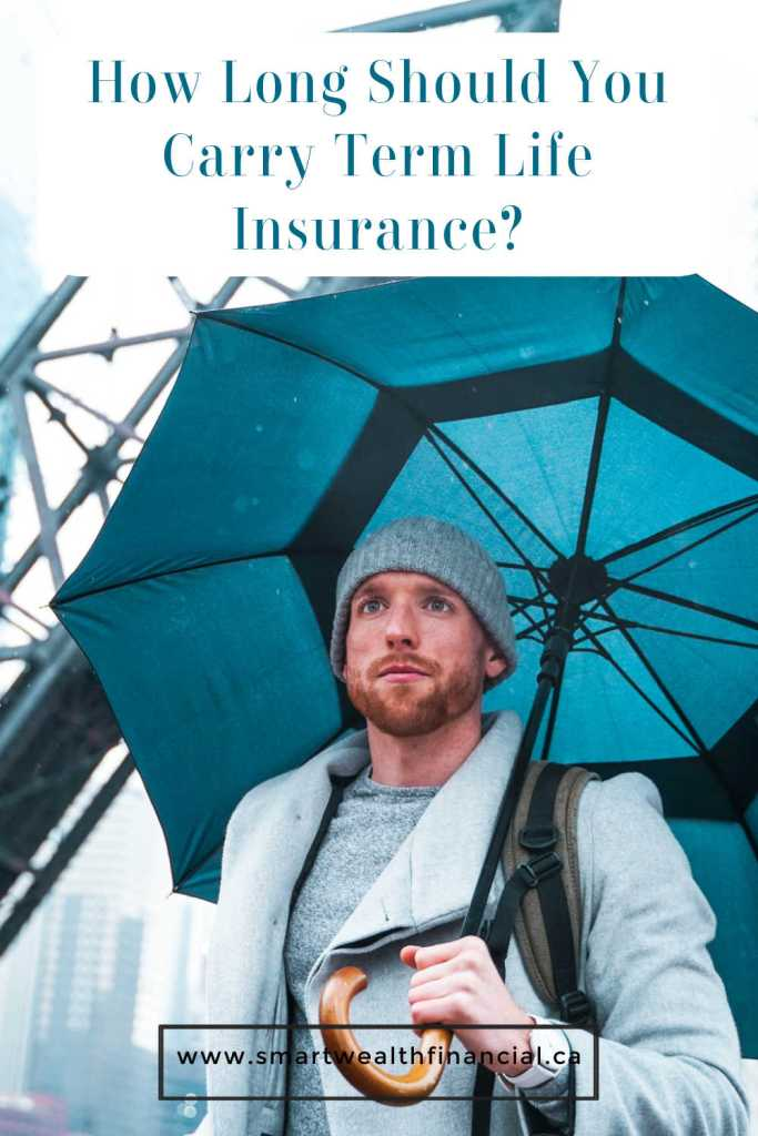 how long should you carry term life insurance