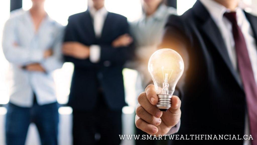 understand permanent life insurance - light bulb