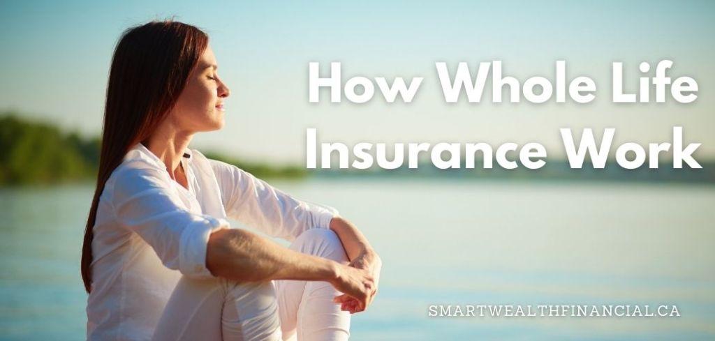 whole life insurance - woman meditation
