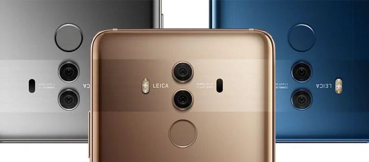 Huawei Mate 10 Farben Die Variante Von Mate Pro Lite