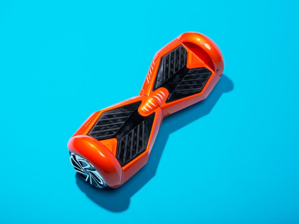 IO Hawk - Smart Wheels