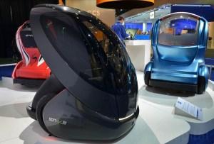 GM EN-V Car – El Concepto eléctrico de General Motors