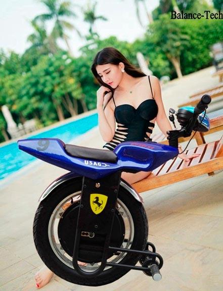 Monociclo Eléctrico inteligente