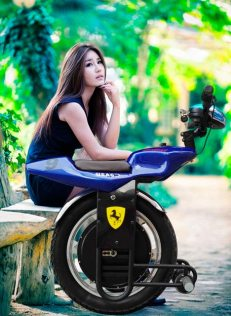 Monociclo Inteligente Electrico