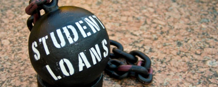 student loan shackle