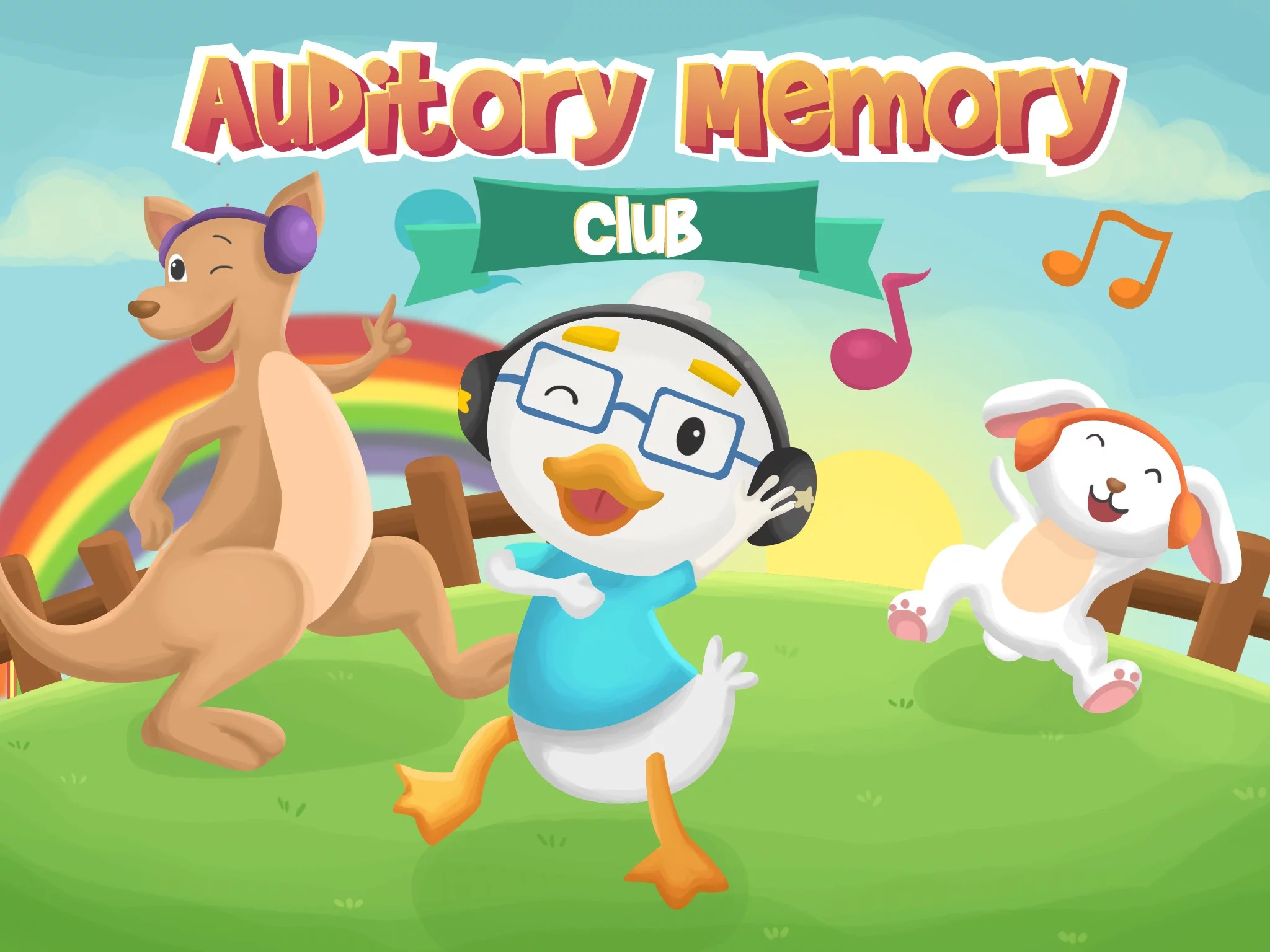 Auditory Memory Club Smarty Ears