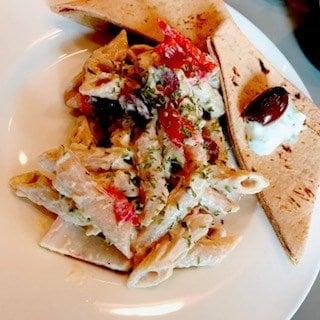 Greek Penne Rigate-Not all Pasta is Italian!
