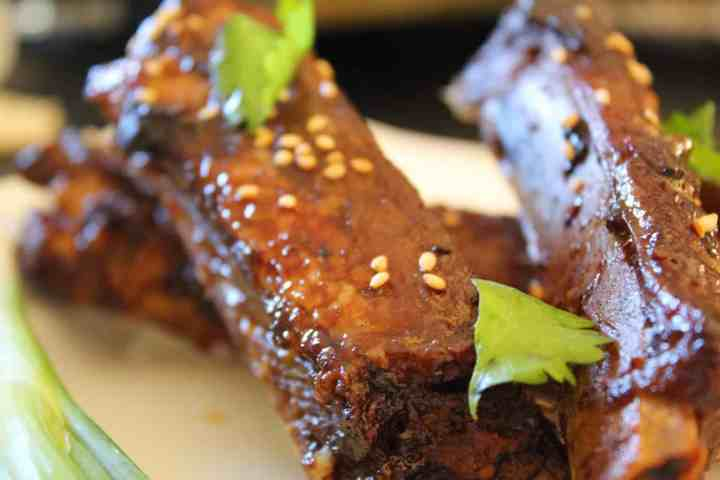 Chinese Sticky Ribs