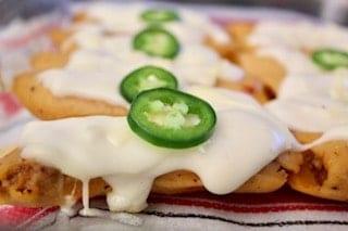 Tex-Mex Sour Cream Sauce