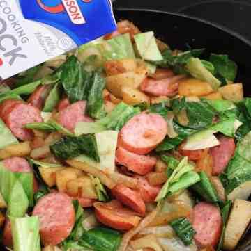 Pennsylvania Dutch Skillet Supper
