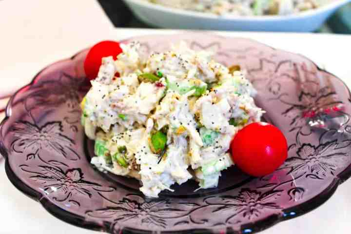 Pistachio Chicken Salad