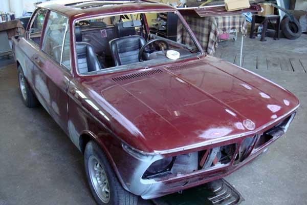 BMW 2002 tii — Smartzone