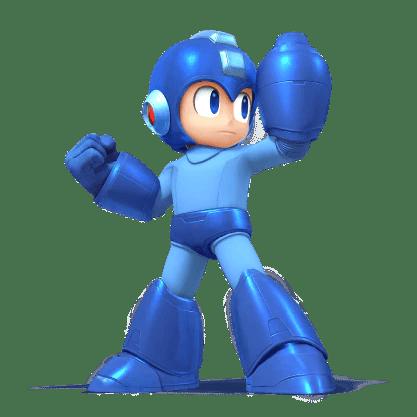 Super Smash Bros Fr Nintendo 3DS Und Wii U Mega Man