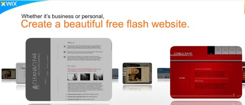 Wix - Create a free website,  Free MySpace layouts & Flash MySpace layouts