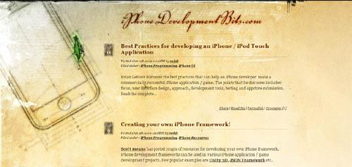 iPhoneDevelopmentBits