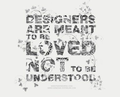 designers meant to be loved high res typography wallpaper 45 Free  Inspiring High Quality Typography Wallpapers