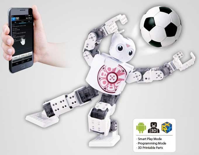 ROBOTIS Mini Humanoid Robot