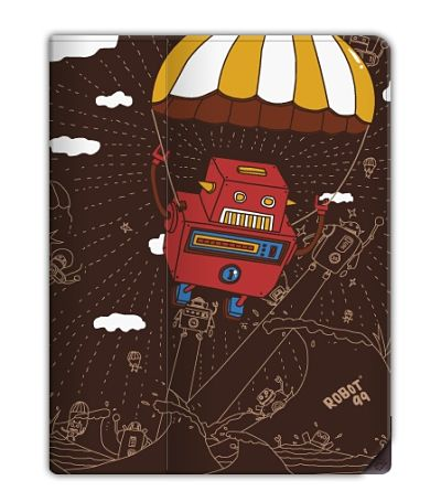 Robot99 iPad 2 cover