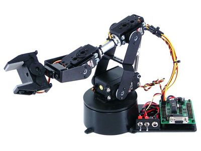 AL5A Robotic Arm Combo Kit