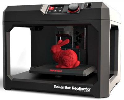 MakerBot Replicator | Photo: MakerBot