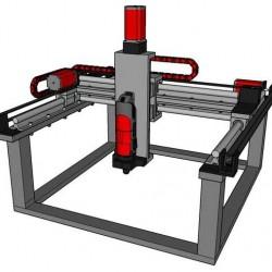 BuildersBot 3D model