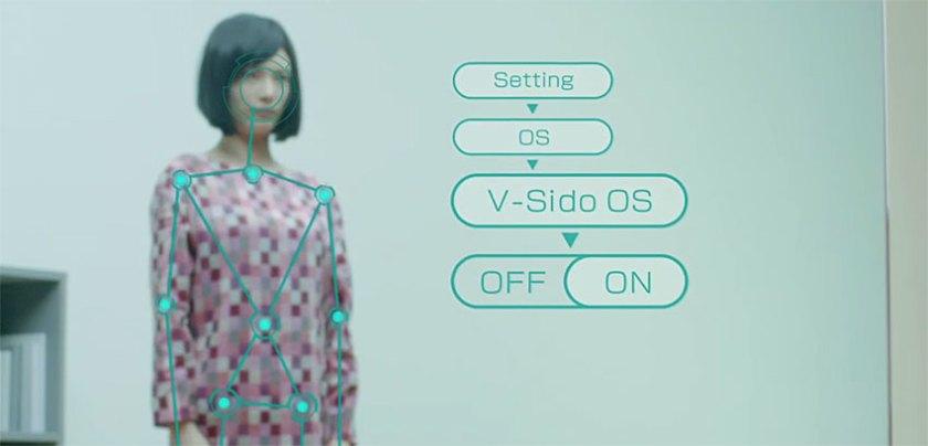 人とロボットをつなぐOS「V-Sido OS」