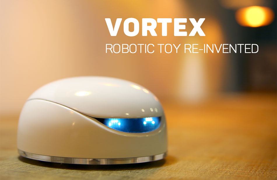 Vortex robot