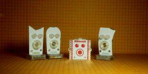 The new Little Robot Friends