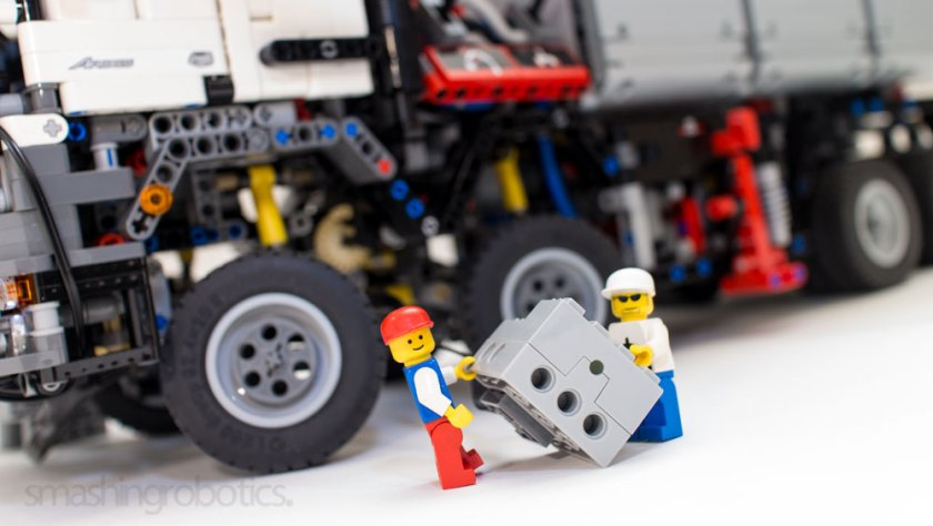 SBrick LEGO controller