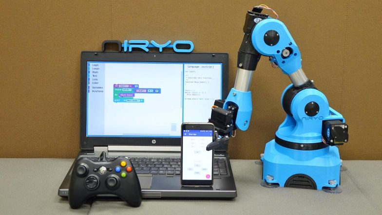 Niryo One robotic arm