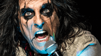 Alice Cooper - Smash Press