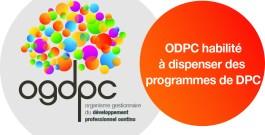 Le NUMERO DPC est enfin attribué ….
