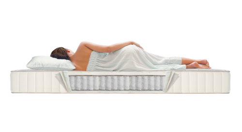 memory foam side sleeping