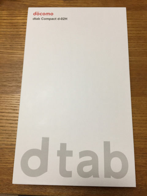dtab Compact d-02h