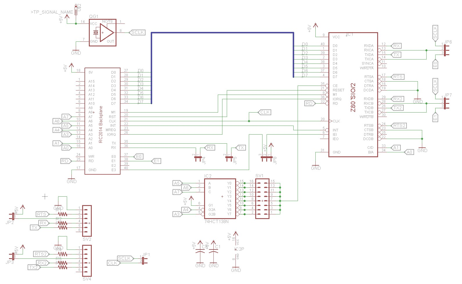 Gps Circuit Schematic