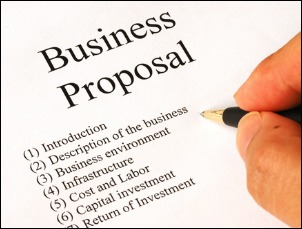 things to consider when composing a business proposal
