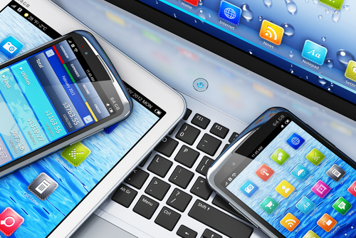 Small Businesses Are Going Mobile